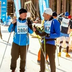 46. Tartu Maraton - Henry Snabb (2406)