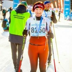 46. Tartu Maraton - Tiiu Jüriado (8250)