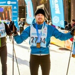 46. Tartu Maraton - Alexandr Silipitskiy (2704)