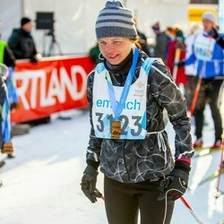 46. Tartu Maraton - Ülle Liiv (3123)