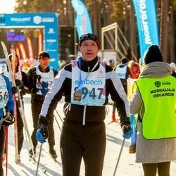 46. Tartu Maraton - Andres Soojärv (8947)