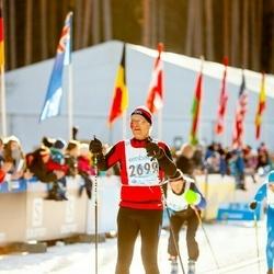46. Tartu Maraton - Johnny Söderstig (2699)