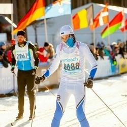 46. Tartu Maraton - Kevin Mark Pain (8688)