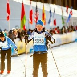 46. Tartu Maraton - Tõnu Paas (3353)