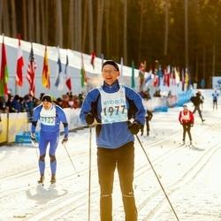 46. Tartu Maraton - Kalle Aron (1977), Dmitriy Bykov (8122)