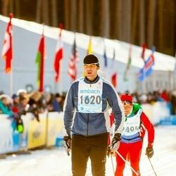 46. Tartu Maraton - Neeme Nurm (1620)