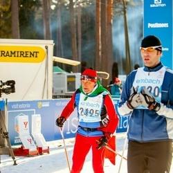 46. Tartu Maraton - Damiano Li Vecchi (2495)