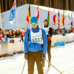46. Tartu Maraton - Raivo Kivistik (8337)