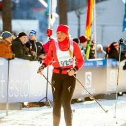 46. Tartu Maraton - Kirsti Kiisler (9292)