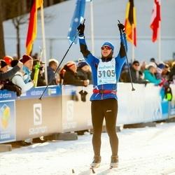 46. Tartu Maraton - Hardi Nurmine (3105)