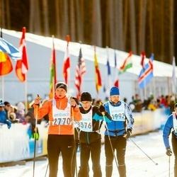 46. Tartu Maraton - Eneli Pall (2770), Emilie Reuter* (3376)