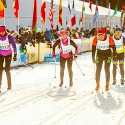 46. Tartu Maraton - Mari-Liis Somelar (3273), Evgeny Smirnov (3373), Ave Toomingas (9070)