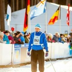 46. Tartu Maraton - Jaanus Mägi (2042)