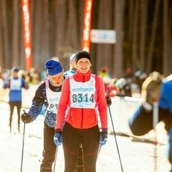 46. Tartu Maraton - Reelika Kiivit (8314)
