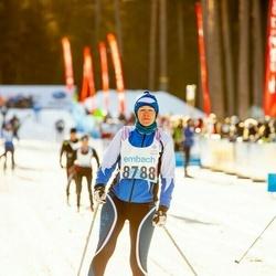 46. Tartu Maraton - Siiri Raamets (8788)