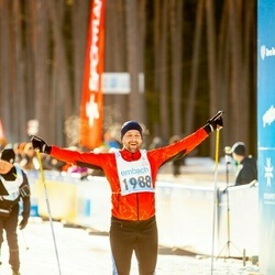 46. Tartu Maraton - Jaan Ulst (1988)