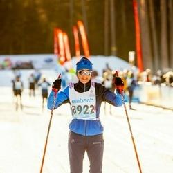 46. Tartu Maraton - Kristel Sillaots (8922)