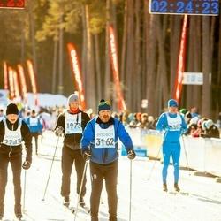 46. Tartu Maraton - Andi Kronberg (3162)