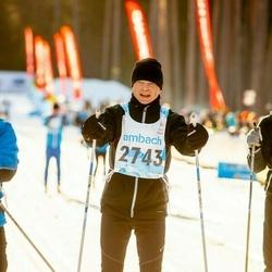 46. Tartu Maraton - Siim Kallast (2743)
