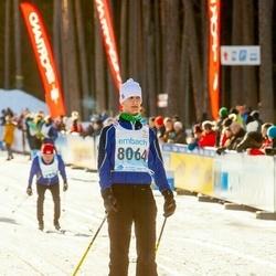 46. Tartu Maraton - Hans Alasi (8064)