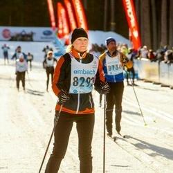 46. Tartu Maraton - Anne Kaseväli (8292)