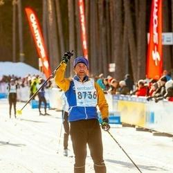 46. Tartu Maraton - Gatis Plusnins (8736)