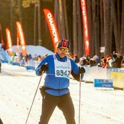 46. Tartu Maraton - Arne Kollbye (8347)
