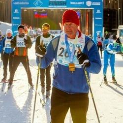 46. Tartu Maraton - Lawrence Scherer (2670)