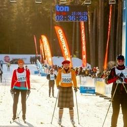 46. Tartu Maraton - Marju Männik (3050)