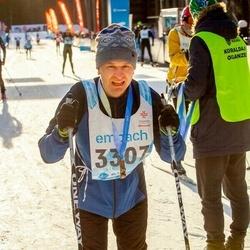 46. Tartu Maraton - Andrus Niidumaa (3307)