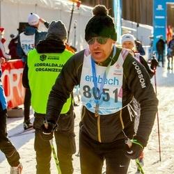 46. Tartu Maraton - Hannes Aavaste (8051)