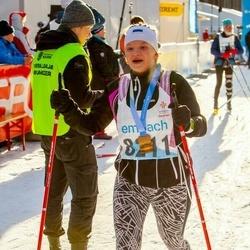 46. Tartu Maraton - Iti-Riin Jaagant (8211)