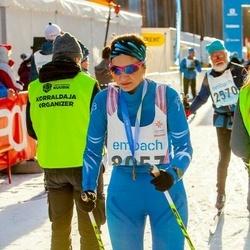 46. Tartu Maraton - Viktoriia Ageeva (8057)