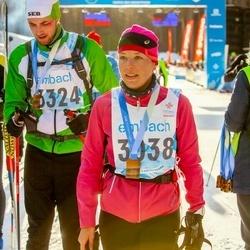 46. Tartu Maraton - Merlin Langebraun (3038), Merten Loss (3324)
