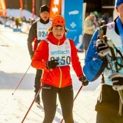 46. Tartu Maraton - Ingrit Ernits (8150)