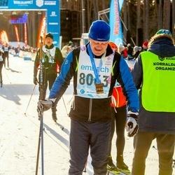 46. Tartu Maraton - Jaanus Akkermann (8063)