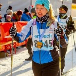 46. Tartu Maraton - Liina Lüdig (8545)