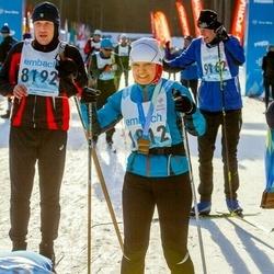46. Tartu Maraton - Kätlin Ulk (1812)