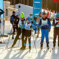 46. Tartu Maraton - Stever Juhandi (8233)