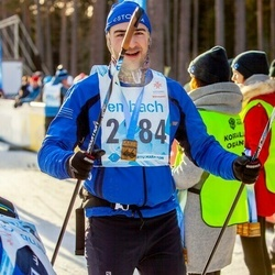 46. Tartu Maraton - Robert Rool (2184)