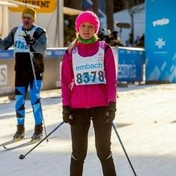 46. Tartu Maraton - Riin Kruusimägi (8378)