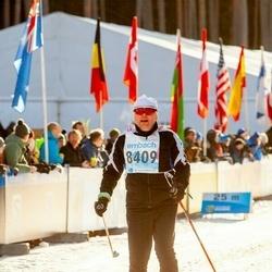 46. Tartu Maraton - Aulis Kuslap (8409)