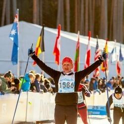 46. Tartu Maraton - Juhan Paabstel (1586)