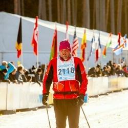 46. Tartu Maraton - Ansi Arumeel (2118)