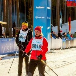 46. Tartu Maraton - Mati Albert (8066), Liina Rehepapp (8818)