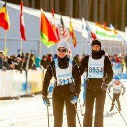 46. Tartu Maraton - Kristi Kamenik (3111)