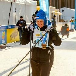 46. Tartu Maraton - Leili Prans (4122)