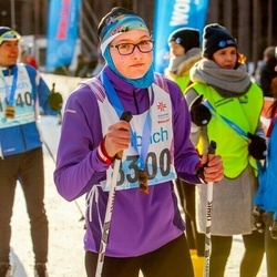 46. Tartu Maraton - Säde Lee Kerge (8300)