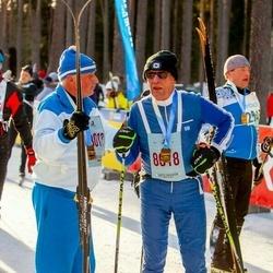 46. Tartu Maraton - Seppo Pietilä (8018)