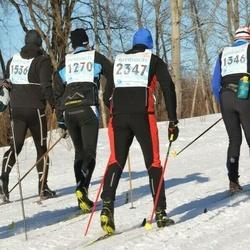 46. Tartu Maraton - Andero Safronov (1270), Margus Lepik (1346), Martins Blanks (1536), Rein Männi (2347)